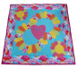 "Preview: Patchwork Instruction ""Baby quilt Amelie"""