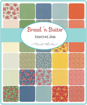 Moda Layer Cake Serie Bread and Butter