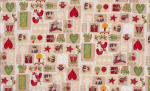 Makower Festive Patchwork